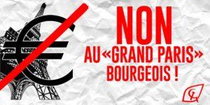 Eurométropolisation : le Grand Paris, pour qui et contre qui … ?