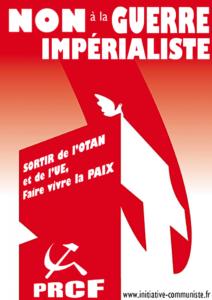 Les partis communistes et progressistes condamnent les bombardements contre la Syrie