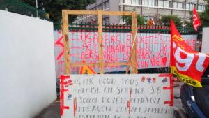 EDF, GDF, ENEDIS : Plus de 80 sites occupés, grèves massives des électriciens gaziers.