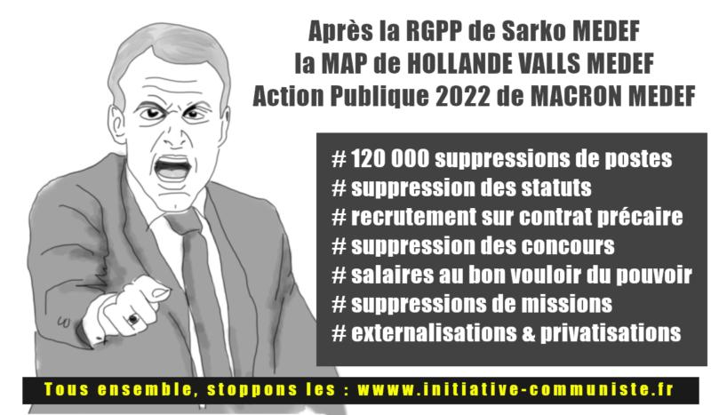 bf52f54798d Statut des fonctionnaires   la piste explosive des « experts »