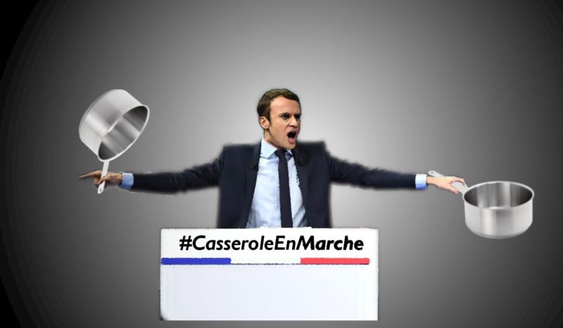 Affaire Alstom Macron : anticor dépose plainte, le député communiste Roussel alerte la justice. dans - DROITS Macron-Casseroles-800x467