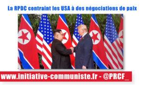 Rencontre KIM JONG UN – Donald TRUMP à Singapour !