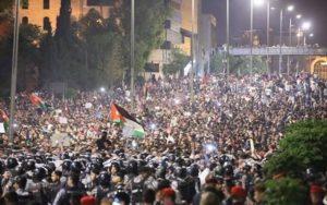 Jordanie, la loi du marché contre la force populaire