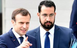 Benalla montre ce qu'est le régime Macron : violent et anti républicain. Retour sur les dernières révélations de #affairebenallamacron