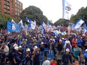 Argentine : Retour sur la grève générale contre l'échec de la politique d'exploitation du régime Macri