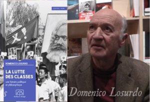 7 juillet : Hommage à Domenico Losurdo #Paris #librairieTropiques