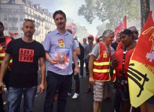 Laurent Brun violemment attaqué par la presse aux ordres – Les chiens de garde médiatiques aboient, la caravane marxiste-léniniste passe !