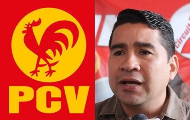 Déclaration du Parti communiste du Venezuela sur les provocations menées à son encontre ! dans - ECLAIRAGE - REFLEXION pcv-yhon-luna