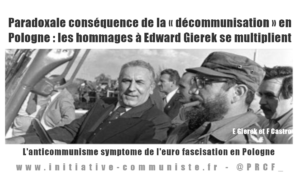 Vérification de votre inscription à la newsletter Paradoxale conséquence de la « décommunisation » en Pologne : les hommages à Edward Gierek se multiplient