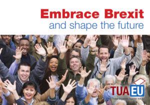 Embrasser le Brexit et façonner l'Avenir – l'appel des syndicalistes britanniques pour le Brexit progressistes