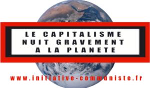 """""""du capitalisme vert à l'écologie réelle des pays socialistes""""Conférence – Nice 30/11/19 15h"""