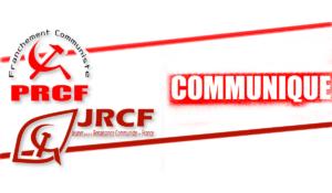Premiers enseignements du second tour des municipales 2020 – communiqué du PRCF
