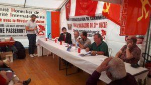 #vidéo Syndicalisme et politique face à Macron Medef, à l'UE et aux guerres de l'OTAN