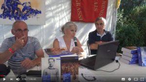 Le Fil Rouge : vidéo de la conférence de Gilda Landini à la Fête du Chateau 2018 à Nice
