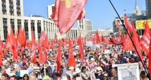Russie : pas de patriotisme fort et durable sans orientation socialiste !