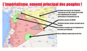 Les USA et ses alliés menacent la Syrie pour stopper l'offensive contre les islamistes à Idlieb