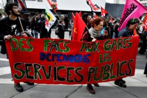 3e jour de grève à l'Université Paris 1 Tolbiac : les JRCF appelent à soutenir la mobilisation !