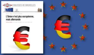 « L'Union n'est plus européenne, mais allemande » : signé… Libé !