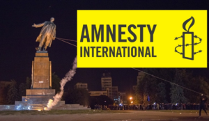 Quand Amnesty International France utilise une vidéo néo-nazie ukrainienne