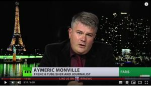 Venezuela : Aymeric Monville analyse la situation sur RT France