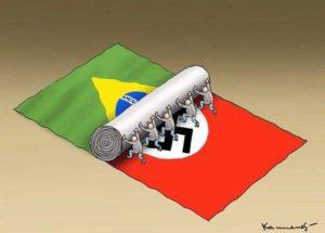 Brésil : le fasciste Bolsonaro devient président !