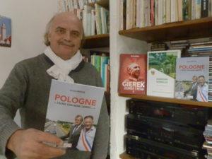 Entretien avec J Kmieciak : Pologne, liberté j'écris ton nom !