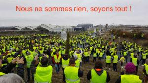 La parole aux #GiletsJaunes : interview sur les ronds points de l'Isère. #ActeXII