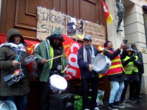 Park Hyatt Vendôme : les grévistes tiennent !