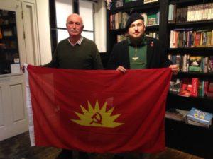 Le PRCF à la rencontre du Parti Communiste Irlandais