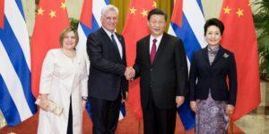 La Chine et Cuba veulent travailler conjointement pour la cause du socialisme