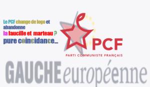 #Congrès du PCF Fabien Roussel annonce l'abandon de la faucille et du marteau