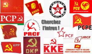 La référence au communisme disparaît au profit de celle à …l'Union Européenne !