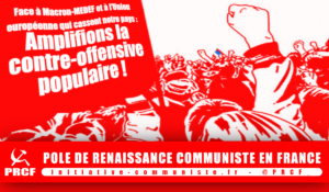 Amplifions la contre-offensive populaire ! #tract