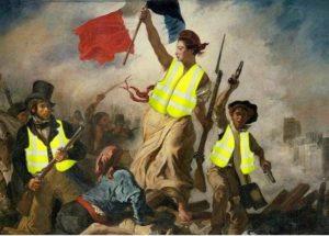Les gilets jaunes ou le retour du conflit de classes par Jérôme Sainte-Marie