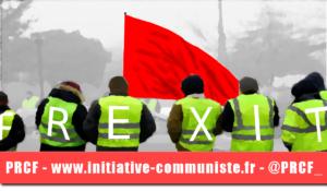 #giletsjaunes#acte8 le #Frexit condition nécessaire de la satisfaction des revendications des gilets jaunes
