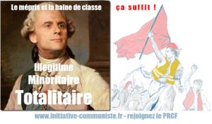 Les annonces de Macron, un encouragement involontaire à amplifier la lutte !