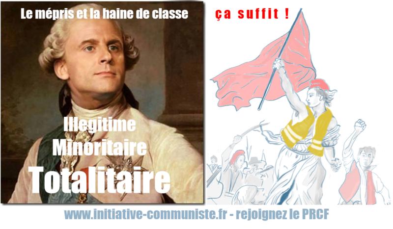 Les annonces de Macron, un encouragement involontaire à amplifier la lutte ! dans - DROITS macron-mépris-de-classe-800x467