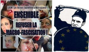 La répression terrifiante du mouvement des GILETS JAUNES !