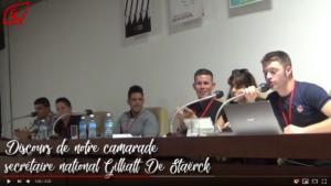 Les JRCF à Cuba en vidéo …