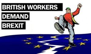Le Brexit dans le flou des atermoiements capitalistes .