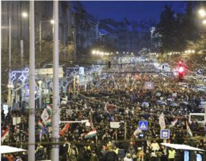 La Hongrie sur le chemin de l'émancipation