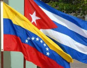"""Cuba : """"Il est urgent de stopper l'aventure militaire impérialiste contre le Venezuela"""""""