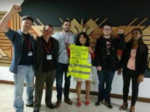 Les JRCF à Cuba : entretien avec Belkys Lay Rodriguez du Comité Central du Parti Communiste de Cuba