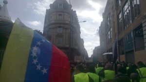 100 000 manifestants pour l'#acteXVII des #giletsjaunes prélude à la manifestation nationale du 16 et la grève générale le 19 mars !
