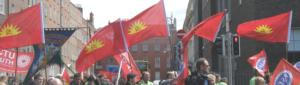 Les communistes irlandais appellent à une Irlande unie