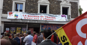 Café d'histoire critique et d'études marxistes, 23 mars 2019 : mouvement syndical et moyens d'action …