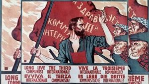 Colloque pour le centenaire  de l'Internationale Communiste, Paris 30 mars 2019, de 14h à 17h30