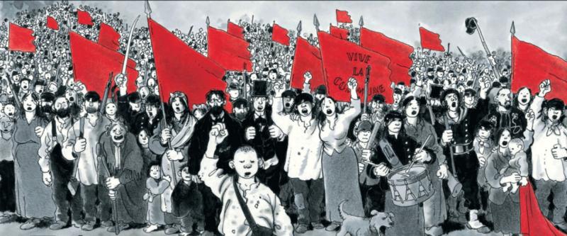 VIVE LA COMMUNE DE PARIS, 18 mars 1871 ! - INITIATIVE COMMUNISTE