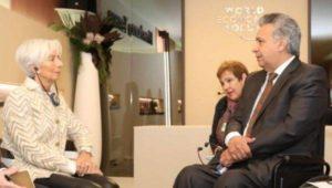 Équateur : l'assemblée lance une enquête pour corruption contre Moreno qui livre son pays aux attaques du FMI