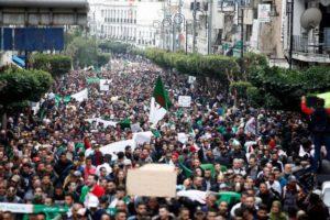 Algérie : solidarité avec le peuple algérien et sa jeunesse !